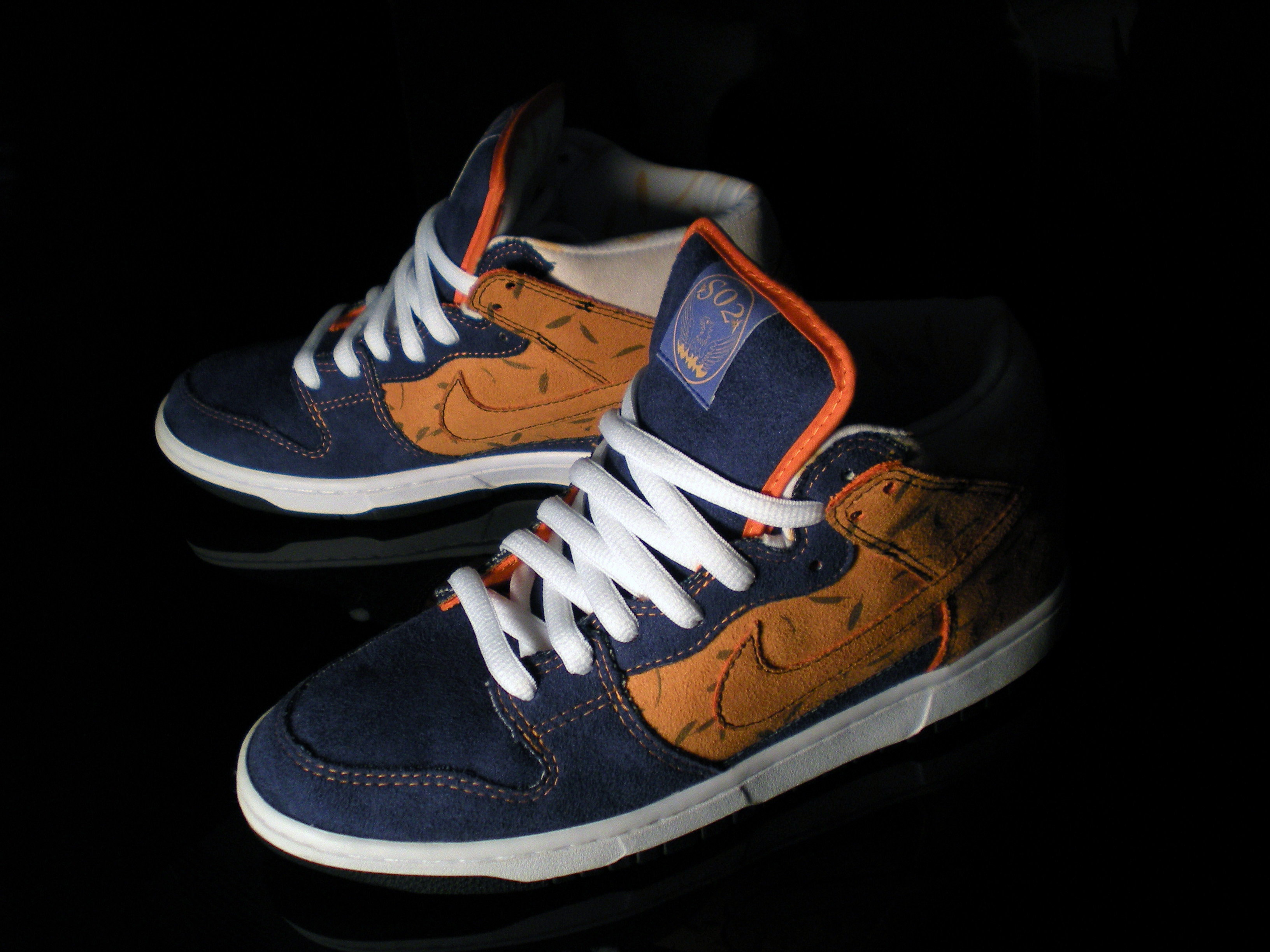 055836beff Nike Dunk Mid SB Nike Sb Dunk Low - Notary Chamber